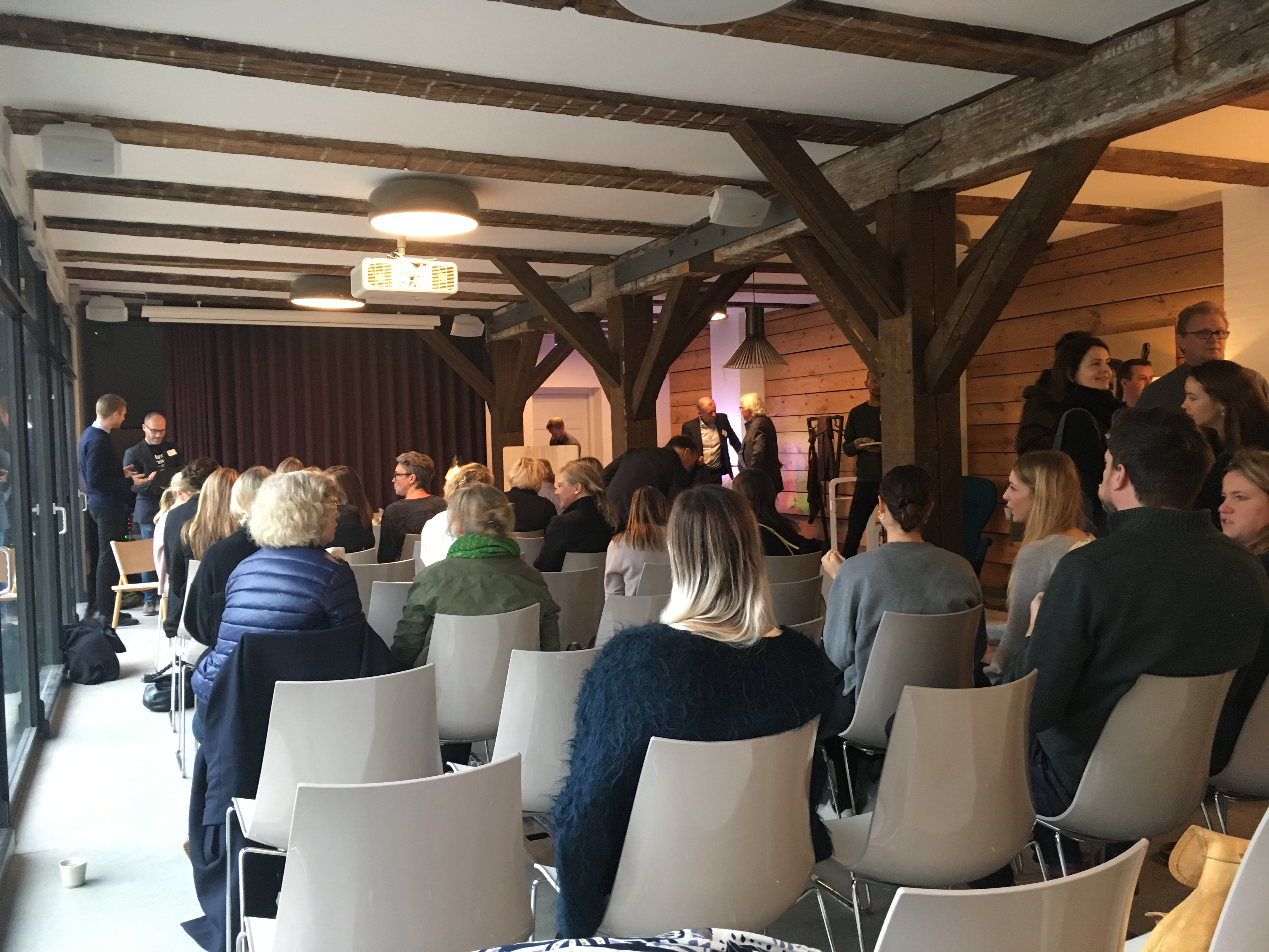 architects and interior architects at BLOX Nordic design with a Finnish twist Nov 2018