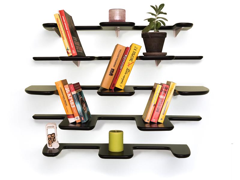 fleimio design - pine cone - black
