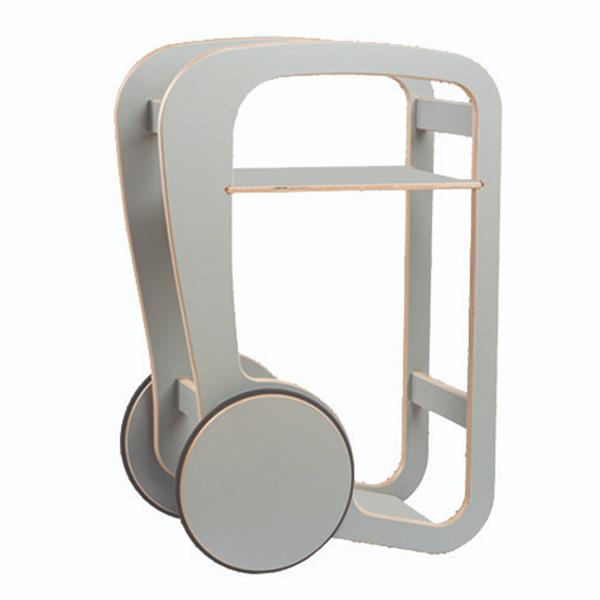 fleimio design - trolly mini - grey