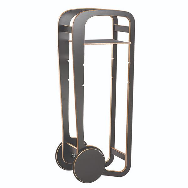 fleimio design trolley - black