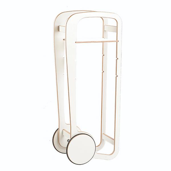 fleimio design trolley - white