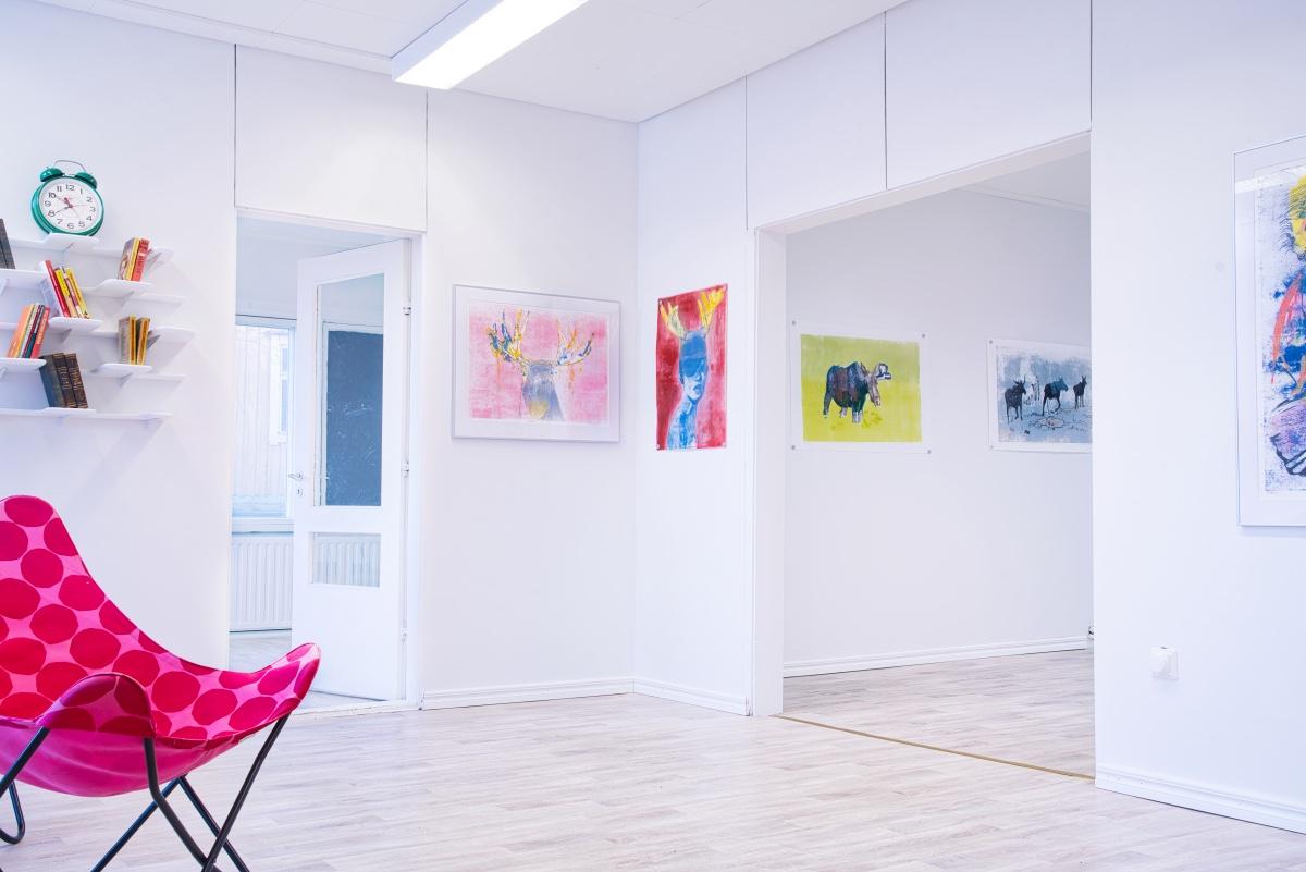 fleimio art gallery