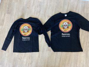 fleimio-liikkeen Kekri-paidat